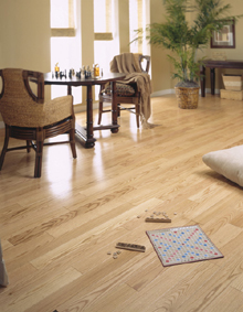 HomeCraft hardwood flooring