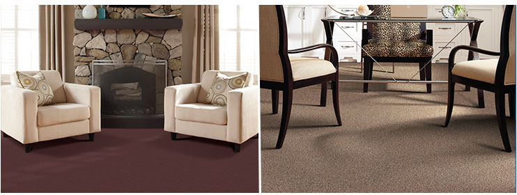 Tigressa Cherish carpet living room office